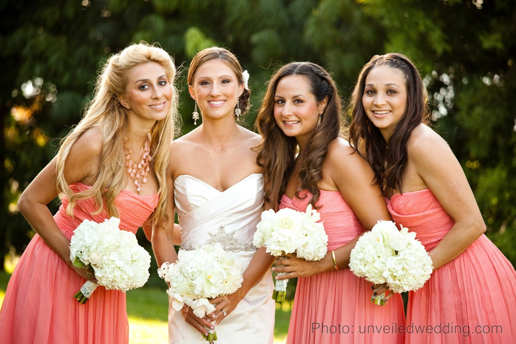 Bride Bridesmaids San Diego Wedding Planner Instyle Event Planning Shellie Ferrer Instyle Event Planning
